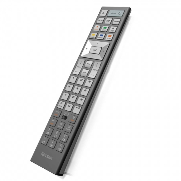 TV + DVD remote / Rolsen / 2006