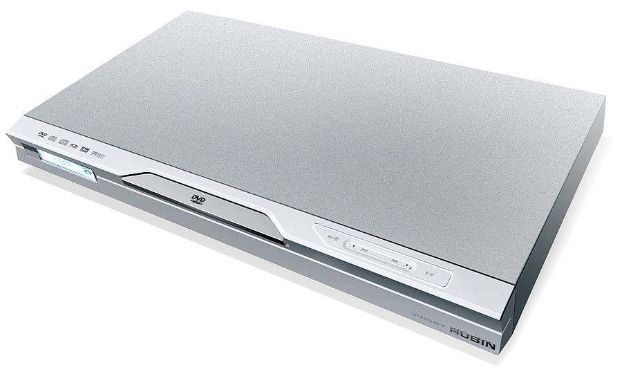 rubin dvd player