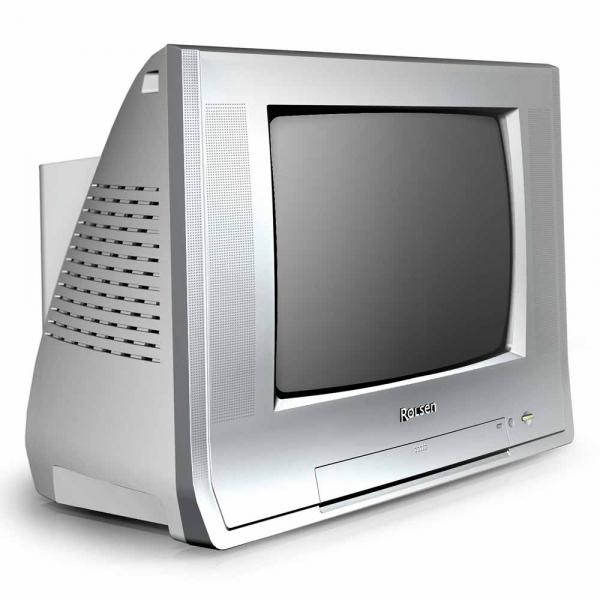 14` CRT TV